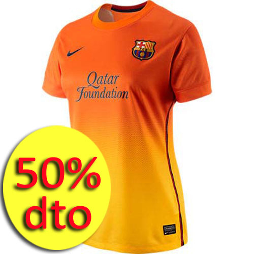 FCB WOMENS SS AWAY REPL JSY